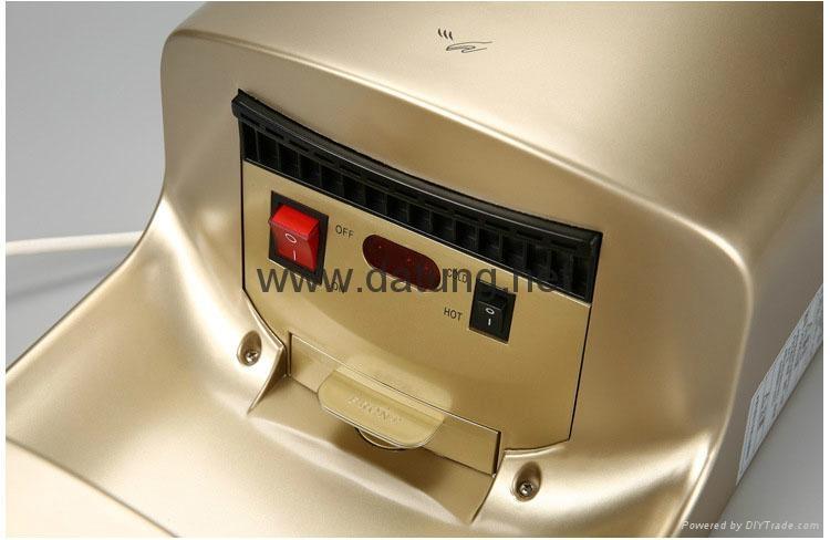 松下同款肯德基麥當勞專用 冷暖高速噴氣式干手機 干手器 13
