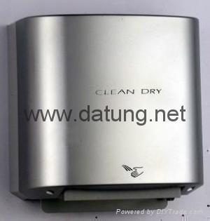 挂牆式高速干手器 WC公廁干手機 公共感應潔具 麥當勞廁所干手器 5