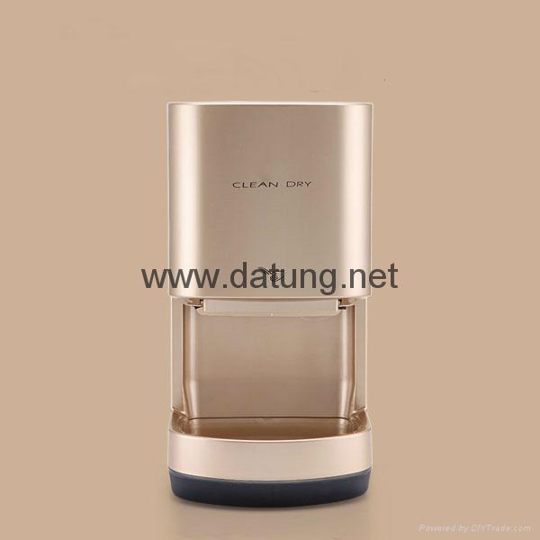 挂牆式高速干手器 WC公廁干手機 公共感應潔具 麥當勞廁所干手器 13