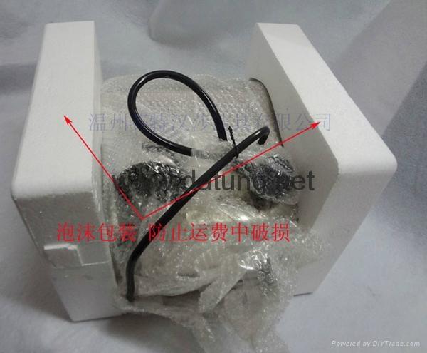 304不鏽鋼感應干手器 自動干手機 公廁感應潔具烘乾機 6