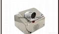 304不鏽鋼感應干手器 自動干手機 公廁感應潔具烘乾機 9