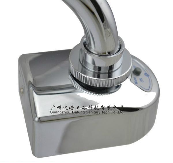 新型节水器自动水嘴龙头适配器厨房设备 手动龙头变自动龙头 4