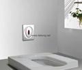 sensor toilet cleaner automatic toilet