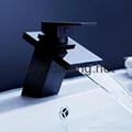 Glass Basin Waterfall Faucet/art faucet/brass faucet/waterfall tap/waterfall fau 2
