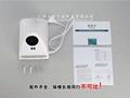 mini ABS wall mounted 800w electronic hands dryer/ hands care machine/ High-spee