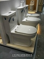 normal hand press toilet updated into automatic flushing  toilet water saving  8