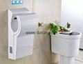 公廁自動干手器 噴氣式雙面高速烘手器 商業裝修干手機 5