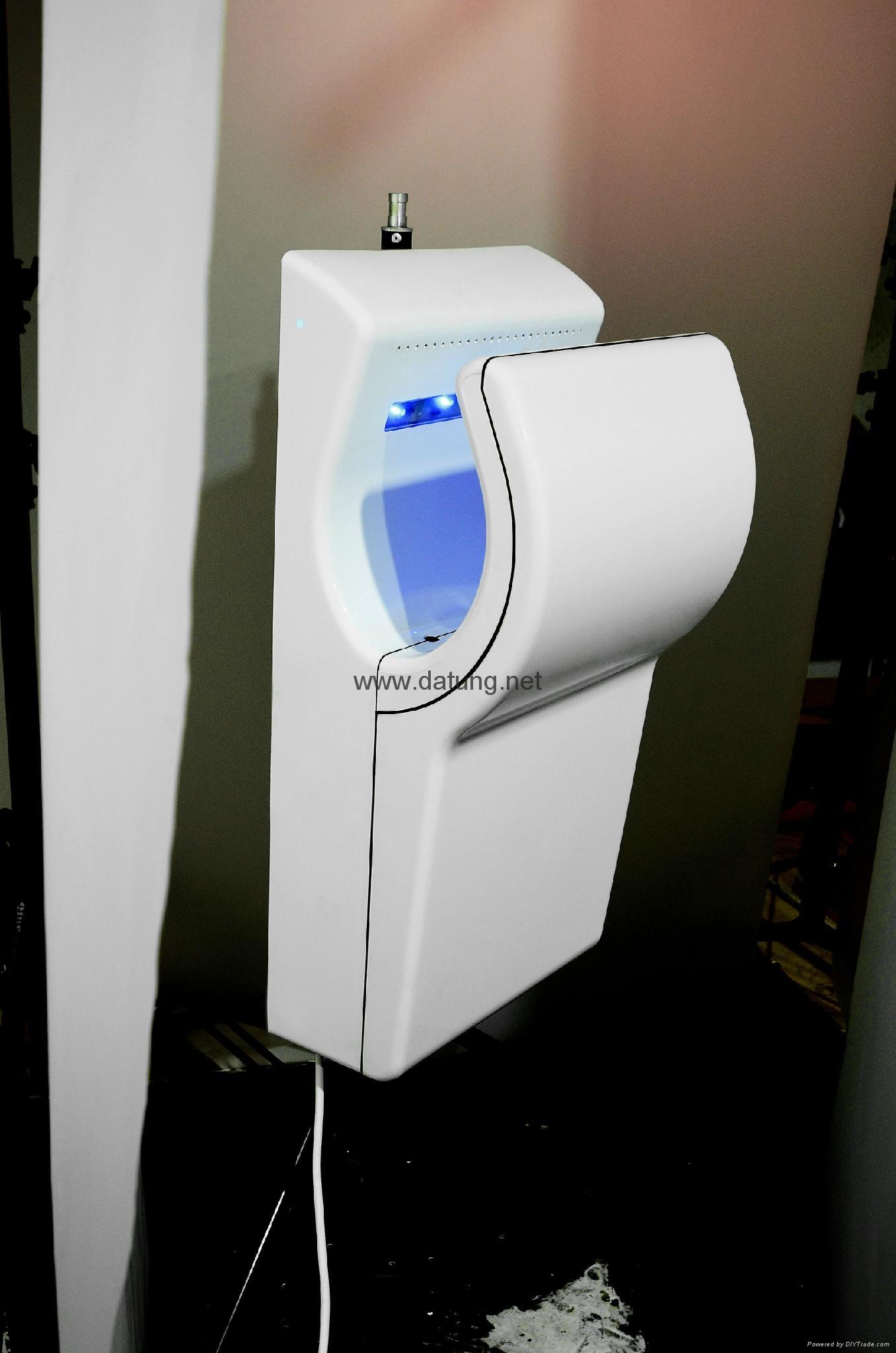 公廁自動干手器 噴氣式雙面高速烘手器 商業裝修干手機 6