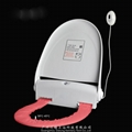 Automatic Sanitary Toilet Seat Cover Dispenser with Heating function