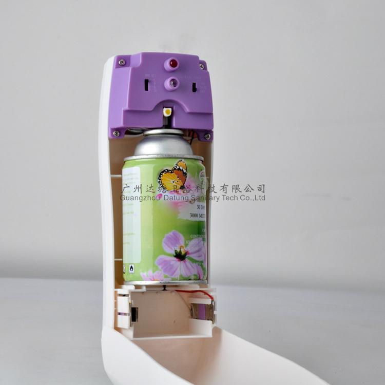 光感應自動噴香機  公廁空氣清新器 飄香機 6