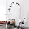 Automatic+hand movement kitchen touching control suction sensor laboratory  tap  3