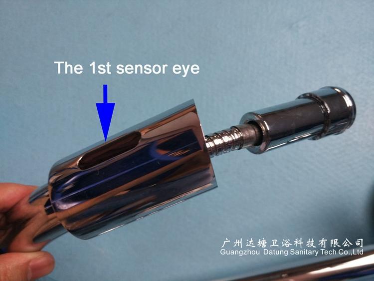 Automatic+hand movement kitchen touching control suction sensor laboratory  tap  7