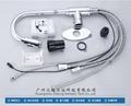 廚房手動+自動水龍頭 多功能水龍頭 抽拉龍頭 廚房觸控水龍頭 10