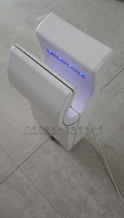 公廁自動干手器 噴氣式雙面高速烘手器 商業裝修干手機 3