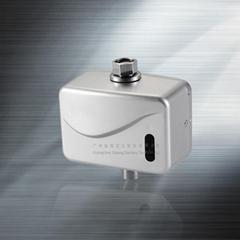Exposed urinate flush valve automatic urinal funnel  scenic WC sensor washing