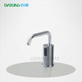 faucet style soap holder liquid soap dripper Infrared hand cleaner