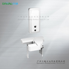 concealed toilet flusher valve / hands free toilet /suitable for the aged or pet