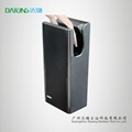 dual jet hand dryer with carbon brush / air hand dryer / high speed hand dryer