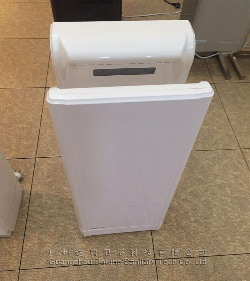 碳刷雙面噴干手器 烘乾機 烘手器 自動感應商場使用干手器 7