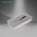 Concealed in wall stainless steel paper