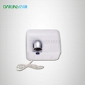 304 stainless steel electric hand dryer