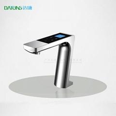 constant temperature touch-screen faucet /digital temperature control tap