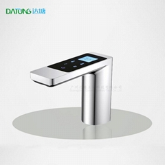 Basin thermostatic faucet/electric  faucet/new fashion smart sensor tap/sanitary