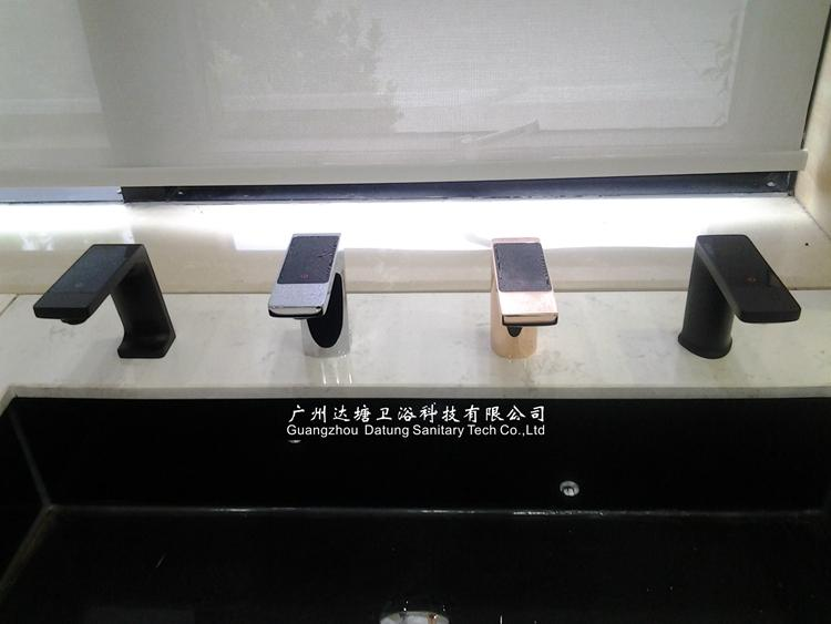 Basin thermostatic faucet/electric  faucet/new fashion smart sensor tap/sanitary 3
