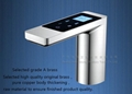 Basin thermostatic faucet/electric  faucet/new fashion smart sensor tap/sanitary 4