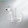 auto sensor stool flusher/bathroom smart