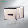 Infrared ray toilet flusher squat toilet inductor concealed stool sensor