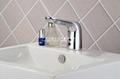 Auto sensor cold faucet  hotel publc intelligent sensor basin faucet    2