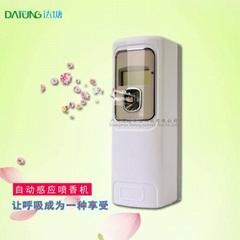 液晶显示+任意定时飘香机 喷香机 除臭器 空气净化机 香味散发器