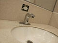 infrared induction faucet hotel office building basin public type cold and hot 6