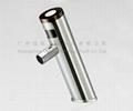 Electronic Faucet Touchless Faucet power tap wash basin commercial public mixer 2