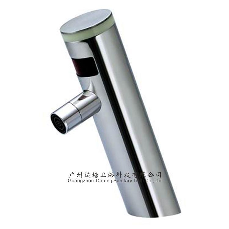 Electronic Faucet Touchless Faucet power tap wash basin commercial public mixer 3