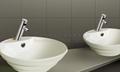 Electronic Faucet Touchless Faucet power tap wash basin commercial public mixer 4
