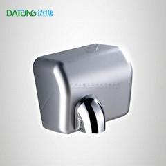 304不鏽鋼感應干手器 自動干手機 公廁感應潔具烘乾機
