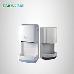 挂墙式高速干手器 WC公厕干手机 公共感应洁具 麦当劳厕所干手器