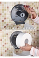 great roll toilet paper hand towel paper dispenser wall mountplastic tissue box