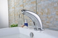 hotel high - end basin fulness electronic faucet infrared automatic sensor  tap  3