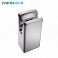 304 Integral Stainless Steel Hand Dryer Auto Sensing Double Jet Jet Dryer Commer
