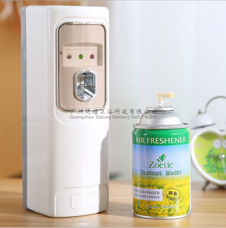 自动喷香机带遥控器定时飘香机 厕所智能香水机酒店扩香机 香氛机 3