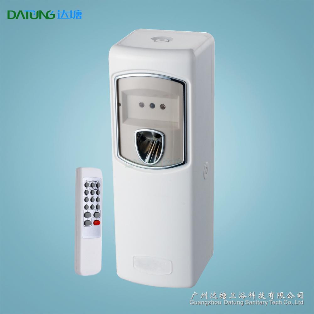 自动喷香机带遥控器定时飘香机 厕所智能香水机酒店扩香机 香氛机 4