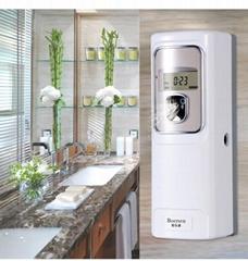 自动喷香机带遥控器定时飘香机 厕所智能香水机酒店扩香机 香氛机