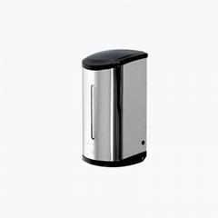 304不鏽鋼自動感應皂液器多功能洗手液器滴皂給皂器酒精消毒器