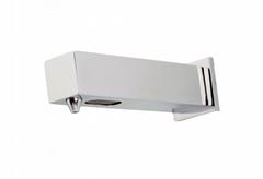 入墙式感应皂液器 不锈钢/镍自动皂液机 商用/公用智能洗手机