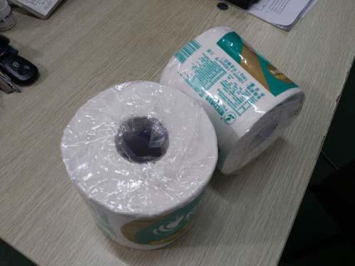 井冈山全自动卫生纸包装机  1