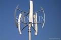 垂直軸風力發電機