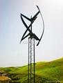 small vertical axis wind turbine generator 3